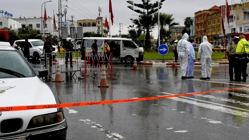 Tunisian Officer Stabbed to Death, 3 Assailants Killed in Firefight
