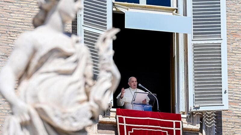 Pope Says Speaking Ill of People Worse than Covid-19
