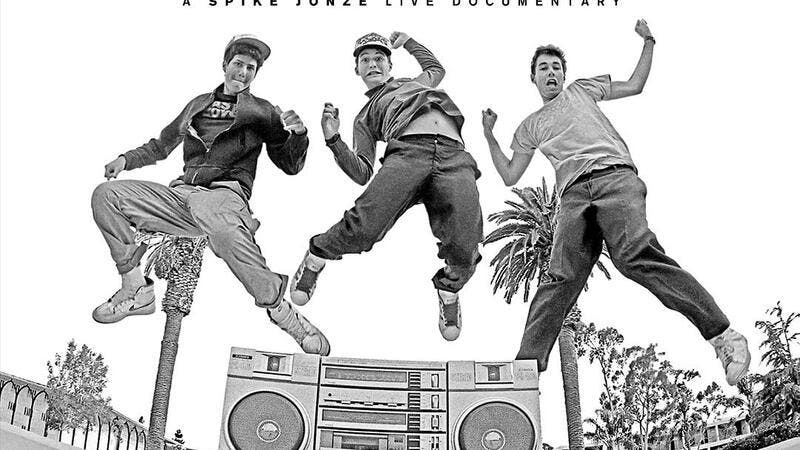Beastie Boys to release greatest hits compilation album. (Instagram)