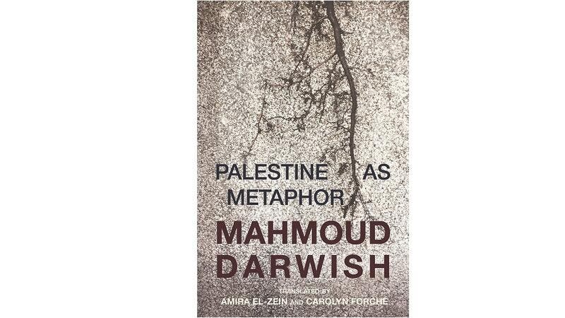 At QF, Georgetown Professor's Translation of Interviews Gives English Speaking Audience New Insight About Palestinian Poet Mahmoud Darwish