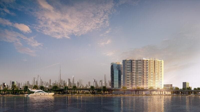 Azizi Developments' Creek Views II Is Selling Out Rapidly To International Investors