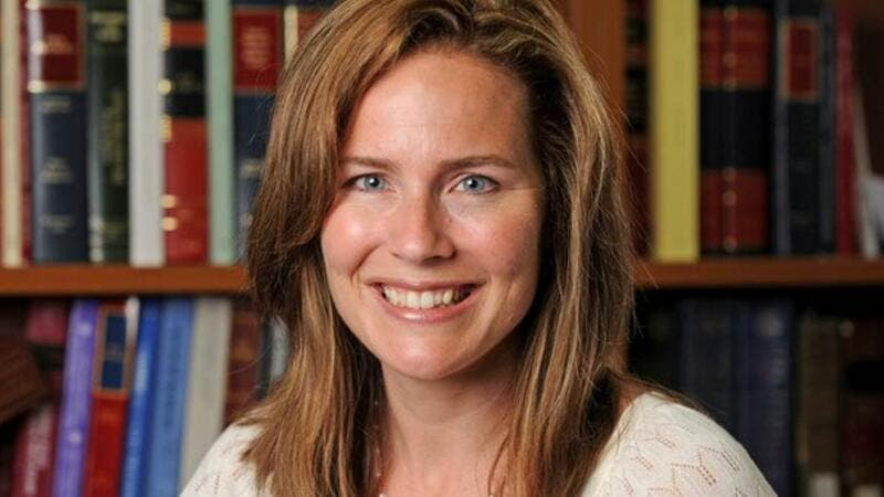 President Trump has decided to select Judge Amy Coney Barrett as his nominee to fill the U.S. Supreme Court  (Twitter)