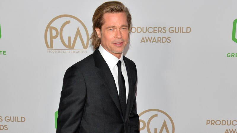 The complicated relationship of Brad Pitt and his new girlfriend