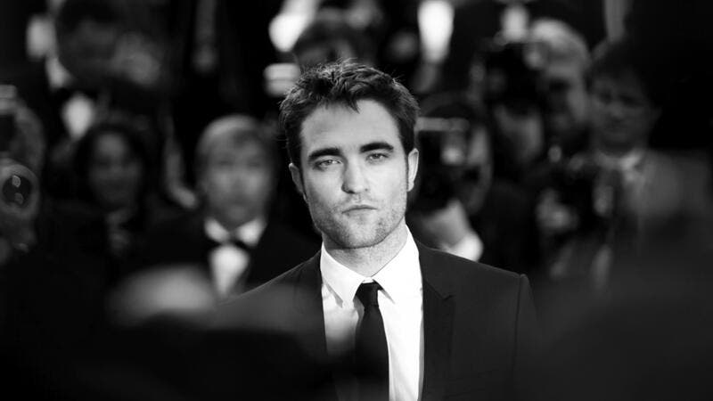 Actor Robert Pattinson attends the 'On The Road' premiere during the 65th Cannes Film Festival (Shutterstock/ File Photo)