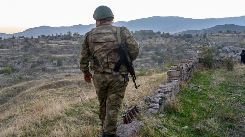 Second Nagorno-Karabakh Truce Continues to Falter