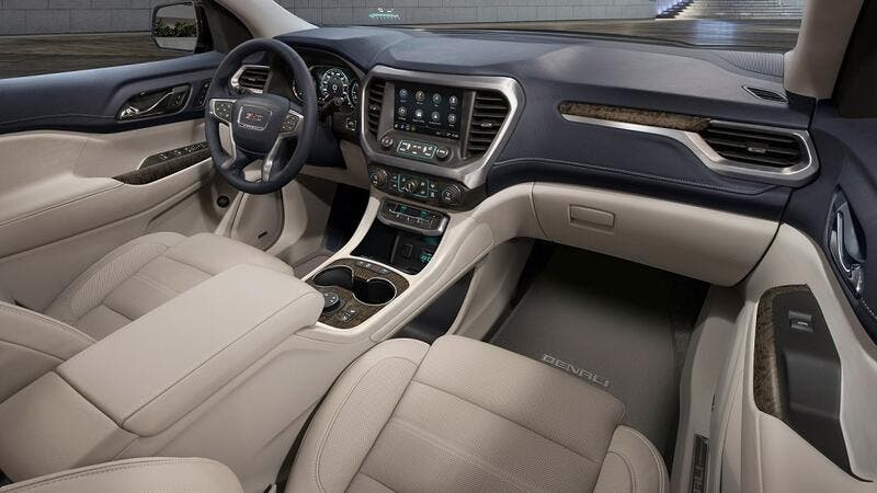 The 2020 GMC AcadiA: Bolder Design, Innovative Technology, and Versatile