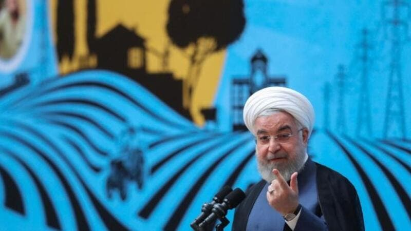 Iran's President Hassan Rouhani. Photo: AFP