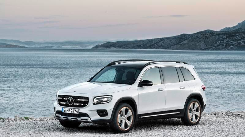 With up To Seven Seats, the Versatile New Mercedes-Benz Glb Launches in Oman With Ample Space for Family and Friends