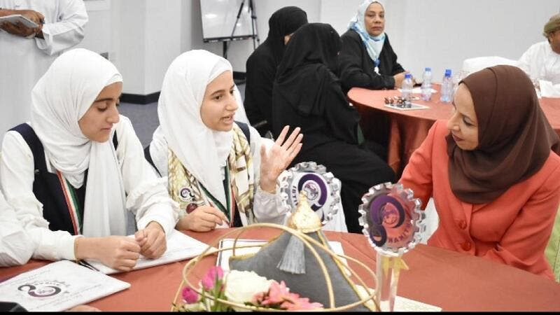 NBO Honours International Award-Winning Student on Omani Youth Day