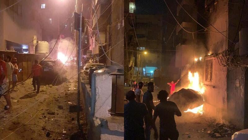 Lebanon: Diesel tank explosion in Beirut kills 4, injures 20