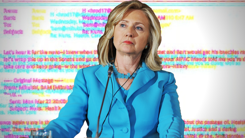 Have Clinton Emails Been Leaked Already? ISIS, Al Jazeera, and Other MENA Probes