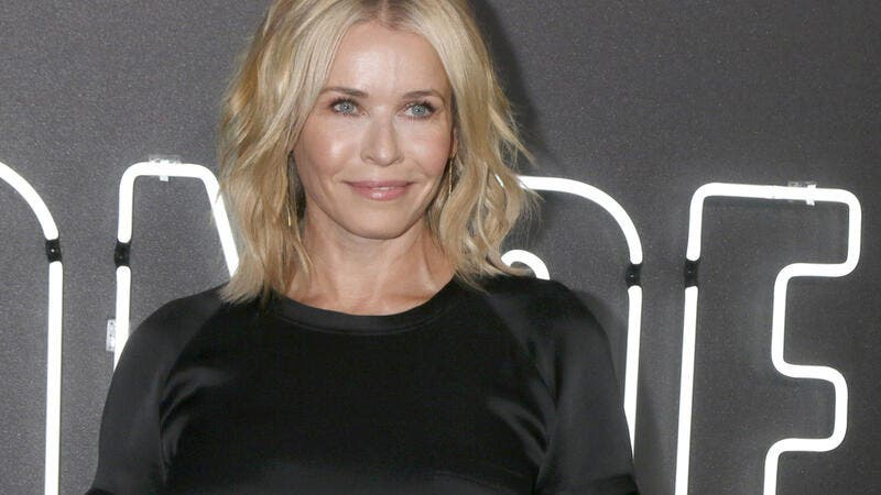 Chelsea Handler Will Pay 50 Cent's Taxes if Rapper Votes for Biden