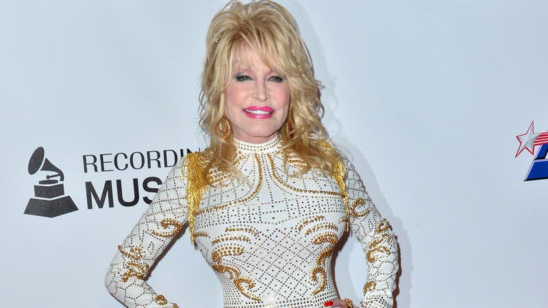 Parton has yet to respond to the news about the vaccine's efficacy.
