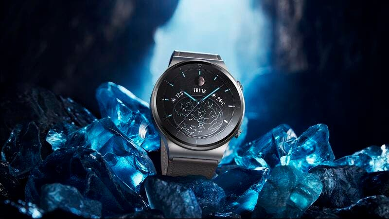 The All-New Huawei Watch GT 2 Moonphase Collection Arrives in Qatar