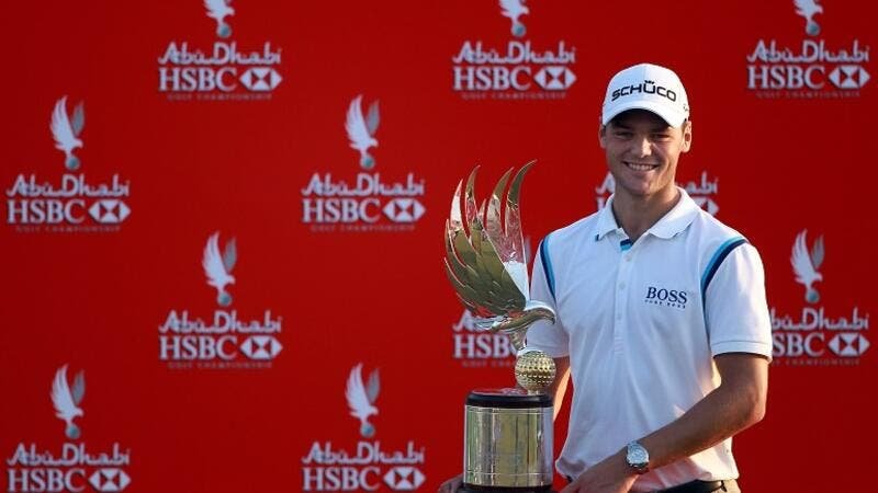 Kaymer is targeting a fourth win in the UAE to go with his hattrick of Abu Dhabi HSBC Championship trophies (Photo: Supplied)