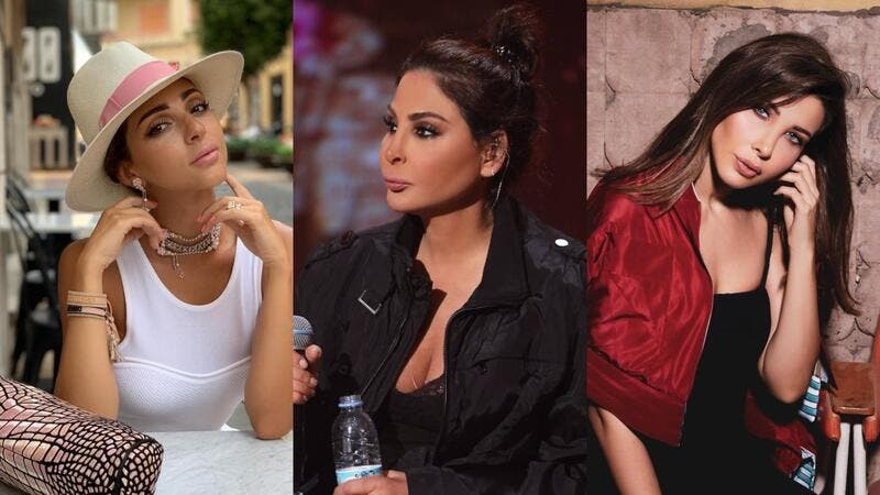 The Full Story of Nancy Ajram and Elissa's Misunderstanding as Well as Myriam Fares's Interference!