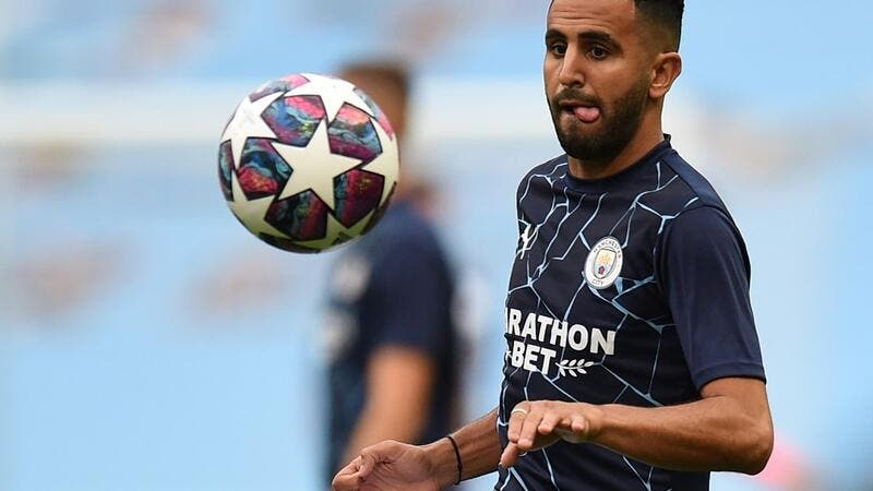 Riyad Mahrez (Photo: AFP)