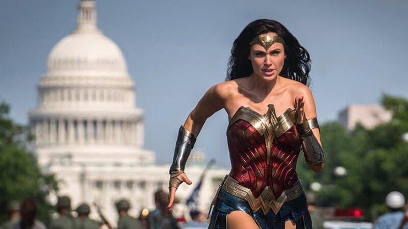 "Jenkins praised Gadot's performance, describing her as a ""true Wonder Woman""."