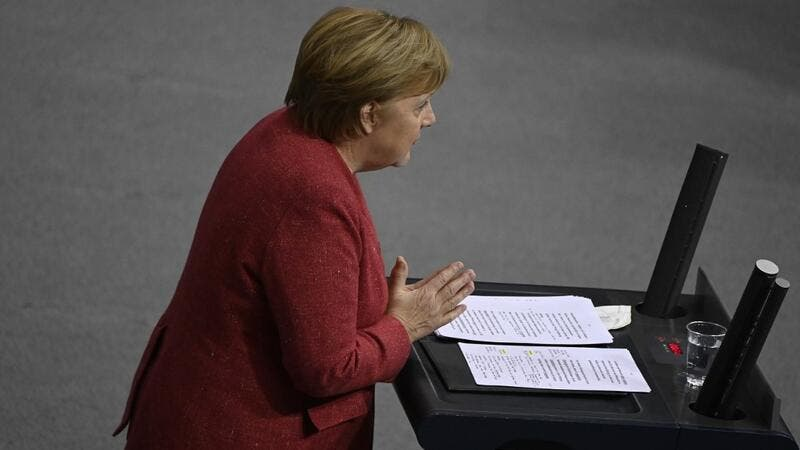 Merkel backs stricter virus measures over Christmas