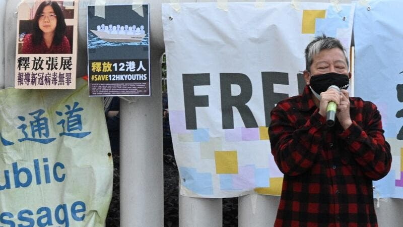 Who is Chinese citizen journalist Zhang Zhan jailed for Covid-19 reporting?