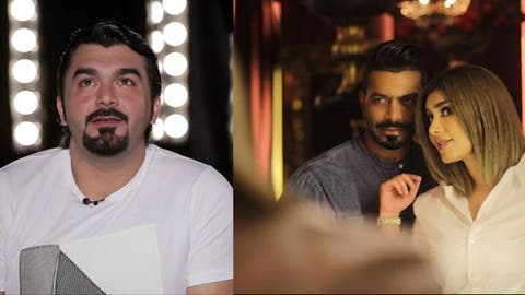 عبد الله بهمن يتهم محمد الحداد بالدياثة والأخير يتهمه بالسرقة وهل السبب هنادي الكندري البوابة