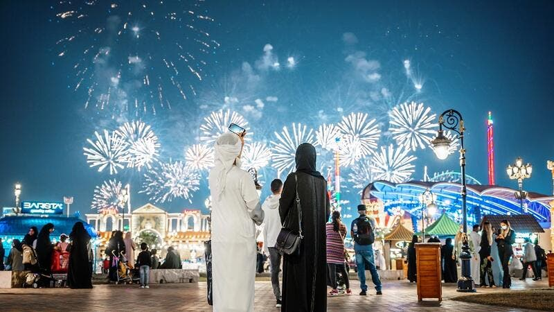 Global Village: The Perfect Place for Families To Enjoy New Year's Eve Celebrations and Welcome ...