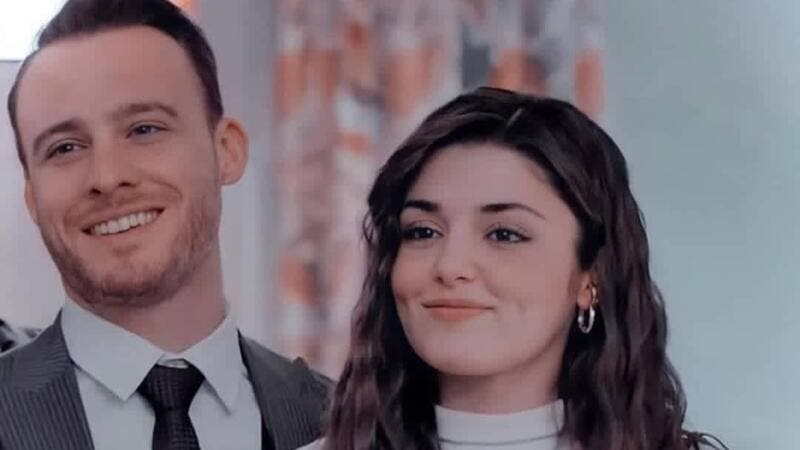 Kerem Bürsin and Hande Erçel Announce a Surprising Joint Photoshoot (Video)