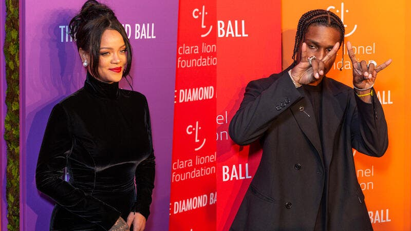 Rihanna And A$AP Rocky's Love is The Strongest