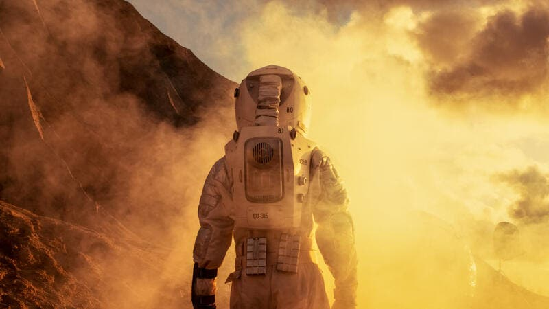 Rutgers-led study projects best region for life on Mars