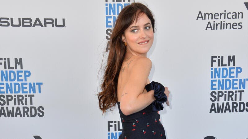 Dakota Johnson used George Clooney's name to score restaurant reservations
