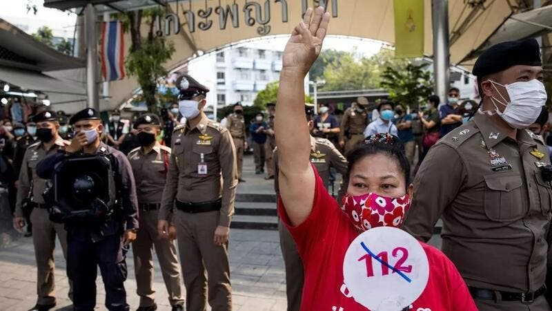 Thai woman sentenced to 43 years in jail for insulting monarchy