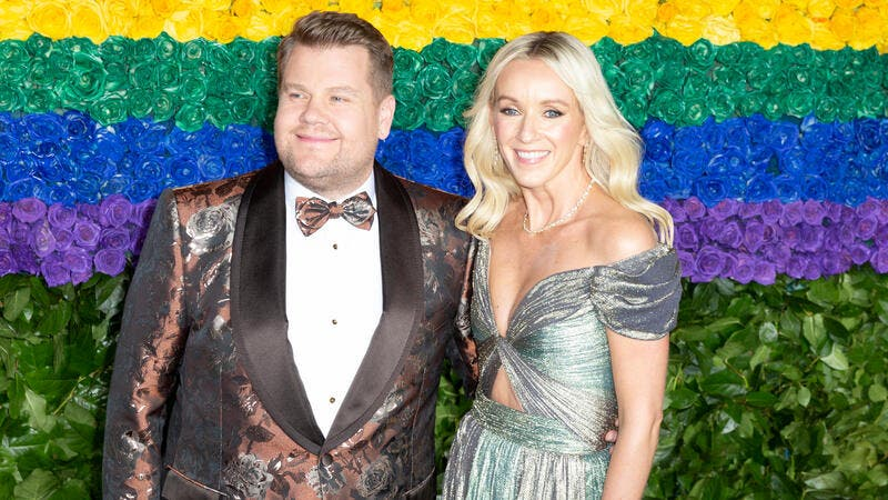 James Corden losing weight to be 'better' for his family
