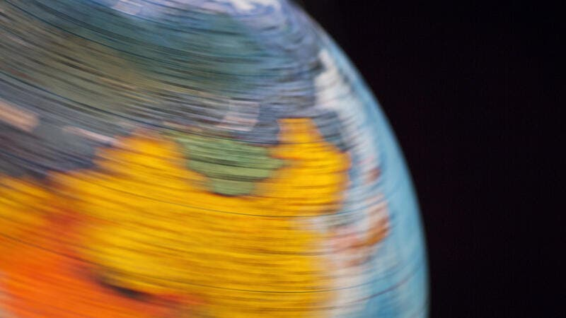 Is Earth Spinning Faster than it has in 50 Years?