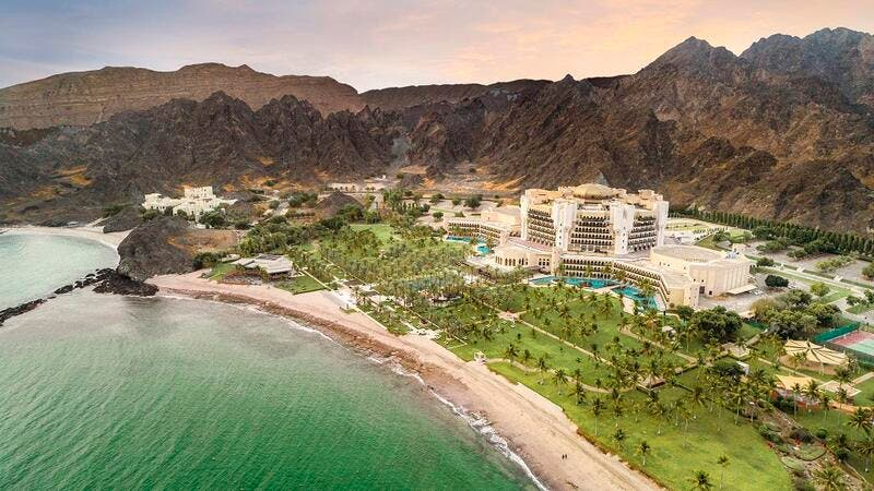 Al Bustan Palace, a Ritz-Carlton Hotel Named Among World's Top Hotels by Travel+Leisure