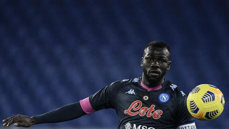 Kalidou Koulibaly (Photo: AFP)