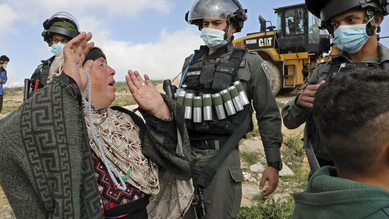Israel's policy of demolishing Palestinian homes is routine!