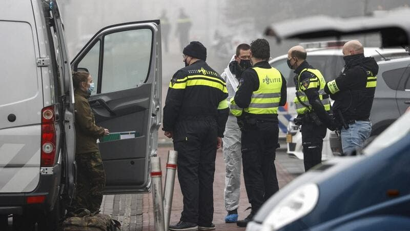 Bomb explodes in Covid-19 center in Holland