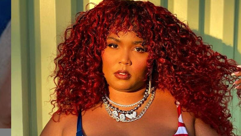 Lizzo has said she believes her father's spirit is still with her