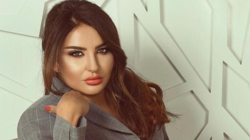 Too Much Iraqi Cleavage?! Shatha Hassoun's Revealing LBD Sparks Outrage on Her 40th Birthday (Video)