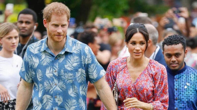 Prince Harry and Meghan Markle, pregnancy