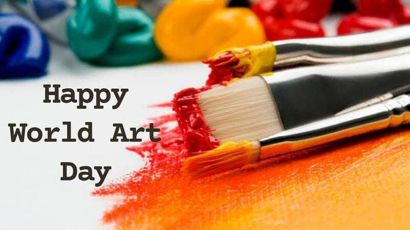 Happy World Art Day