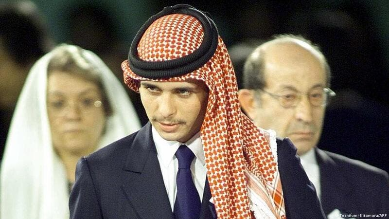 Jordan's ex-crown prince says in a video he's under 'house arrest'