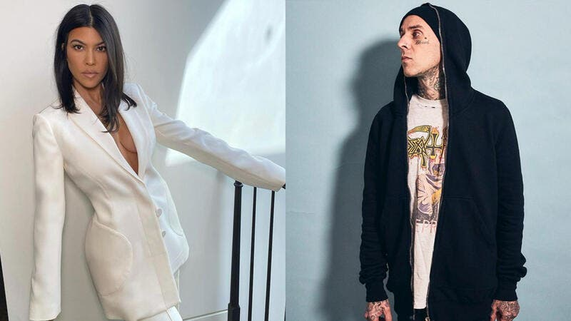 Travis Barker Shows That He is Madly In Love With Kourtney ...