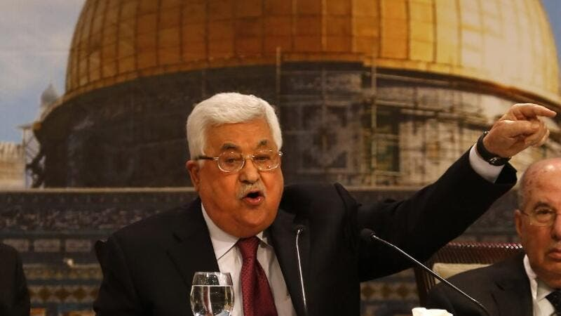 Palestinian president Mahmud Abbas (AFP/File Photo)