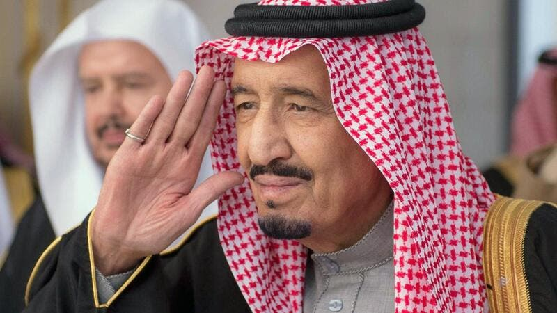 King Salman also appointed his son as Saudi Arabia's new defense minister. (AFP/File)