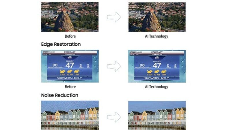 Samsung's AI Technology Transforms Any Video Content Into 8K   Al Bawaba