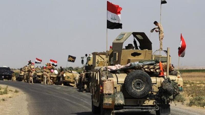 Iraqi forces have succeeded in establishing control over most areas, including Kirkuk and parts of the Nineveh, Saladin, and Diyala provinces (AFP/File)
