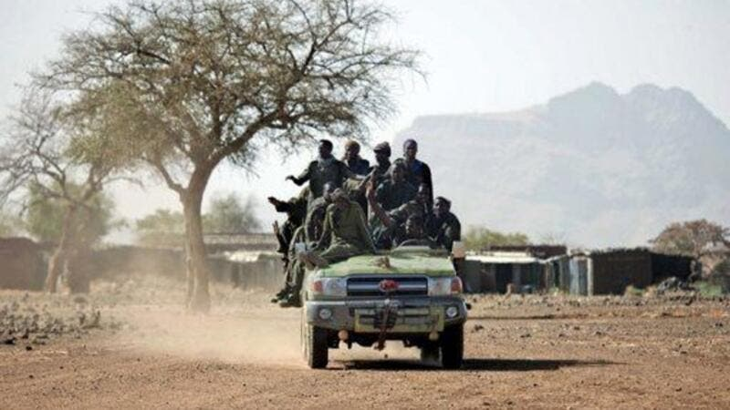Rebellion is punishable by death under Sudanese criminal laws (AFP/File)