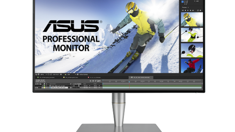 With 77% more pixels than conventional Full HD monitors, ProArt PA27AC offers WQHD (2560 x 1440) resolution for superior picture quality and sharp imagery.