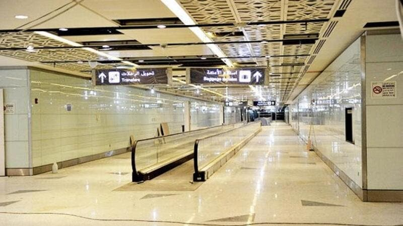 The new Jeddah airport is expected to serve more than six million passengers annually in addition to 1.5 million pilgrims.